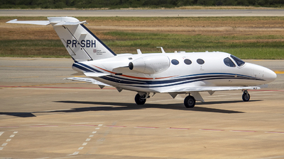 A picture of PRSBH - Cessna 510 Citation Mustang - [5100087] - © Charles Do Vale