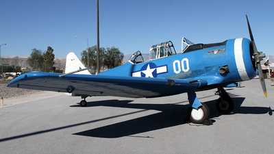 N6411D - North American SNJ-4 Texan - Commemorative Air Force