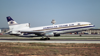 N187AT - Lockheed L-1011-50 Tristar - American Trans Air (ATA)