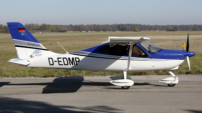 D-EDMP - Tecnam P2008JC MkII - Flugschule Airfield Service