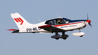 A picture of PHMLO - Socata TB10 Tobago - Martinair Holland - © C. v. Grinsven
