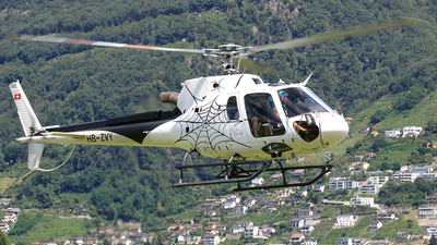 HB-ZVY - Airbus Helicopters H125 - Eliticino-Tarmac SA