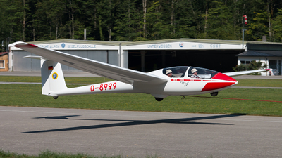 A picture of D8999 - Alexander Schleicher ASK21 - [] - © Michael Walter