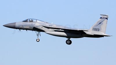 81-0023 - McDonnell Douglas F-15C Eagle - United States - US Air Force (USAF)