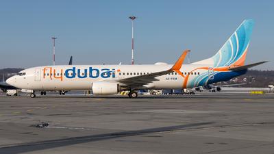 A picture of A6FEM - Boeing 7378KN - FlyDubai - © Łukasz Stawiarz