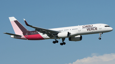 D4-CCG - Boeing 757-208 - TACV Cabo Verde Airlines