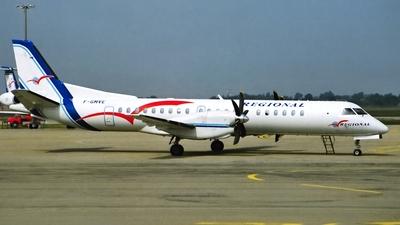 F-GMVE - Saab 2000 - Régional Airlines