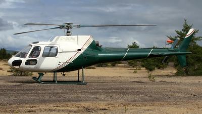 C-GQHK - Aérospatiale AS 350D Ecureuil - Private