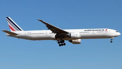 F-GSQA - Boeing 777-328ER - Air France
