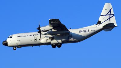 N5105A - Lockheed Martin LM-100J Super Hercules - Lockheed Martin