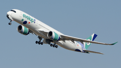EC-NGY - Airbus A350-941 - Evelop Airlines