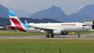 A picture of OEIEU - Airbus A320214 - Eurowings - © Christoph Plank
