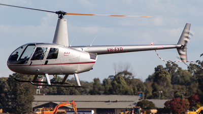 A picture of VHEYD - Robinson R44 - [2288] - © Clinton_vern