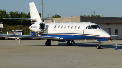 N271PH - Cessna 680 Citation Sovereign - Private