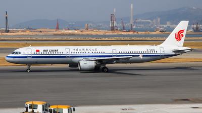 B-6326 - Airbus A321-213 - Air China