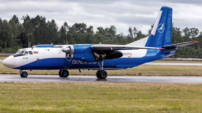 EW-259TG - Antonov An-26B - Genex