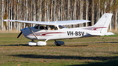 VH-BSV - Cessna 172 Skyhawk - Private