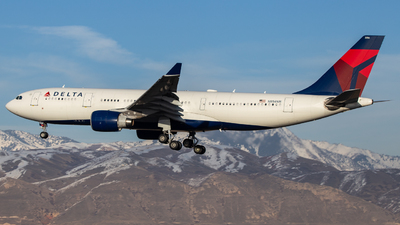 A picture of N856NW - Airbus A330223 - Delta Air Lines - © John Marzo