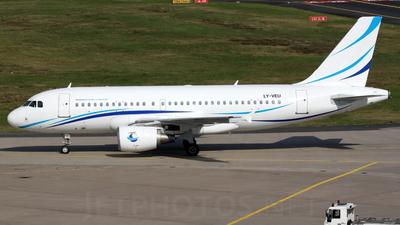 LY-VEU - Airbus A319-112 - Avion Express
