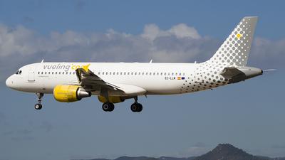 EC-LLM - Airbus A320-214 - Vueling