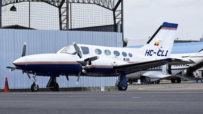 HC-CLI - Cessna 421C Golden Eagle - Alpha Wings