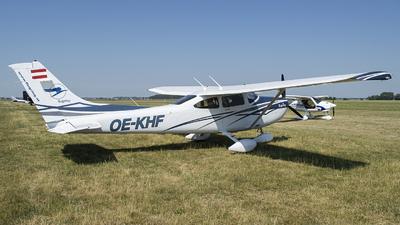 OE-KHF - Cessna T182T Skylane TC - Flugring Salzburg
