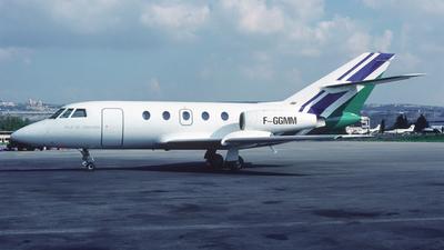 F-GGMM - Dassault Falcon 20 - Uni Air