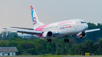 9M-SUA - Boeing 737-4H6 - Suasa Airlines