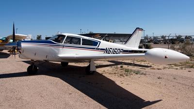 A picture of N9160P - Piper PA24260 - [244648] - © Felipe Garcia