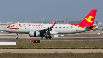 B-8381 - Airbus A320-271N - Tianjin Airlines