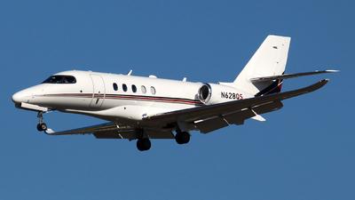 N628QS - Cessna Citation Latitude - NetJets Aviation