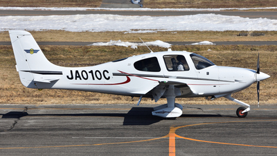 JA010C - Cirrus SR22 - Japan - Civil Aviation College