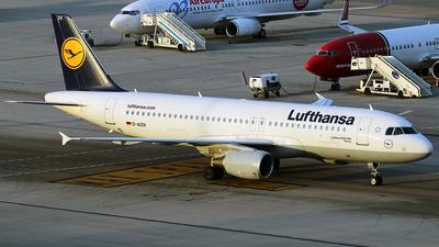 D-AIZH - Airbus A320-214 - Lufthansa