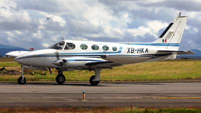 A picture of XBHKA - Cessna 340A - [] - © Alex Zothique
