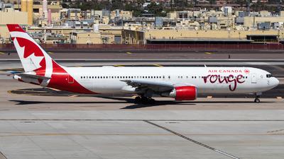 A picture of CGDUZ - Boeing 76738E(ER) - [25347] - © Luca Flores