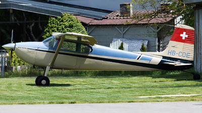A picture of HBCOE - Cessna 180 - [30465] - © John Richard