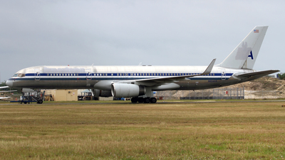 N604AA - Boeing 757-223 - Untitled