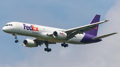 N967FD - Boeing 757-28A(SF) - FedEx
