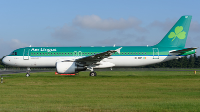 A picture of EIEDP - Airbus A320214 - Aer Lingus - © Ian McGregor
