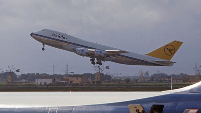 D-ABYF - Boeing 747-230B - Condor