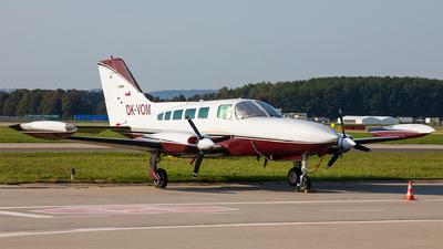 A picture of OKVOM - Cessna 402B - [402B1243] - © Radim Koblížka
