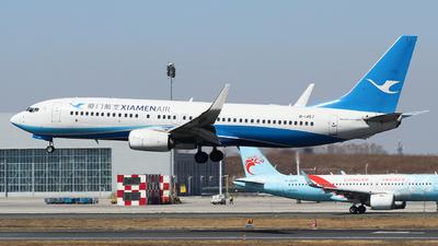 B-1457 - Boeing 737-85C - Xiamen Airlines