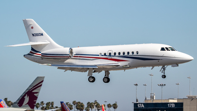 N360M - Dassault Falcon 2000EX - Private