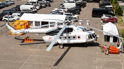 UR-HLB - Mil Mi-8MTV-1 - Untitled