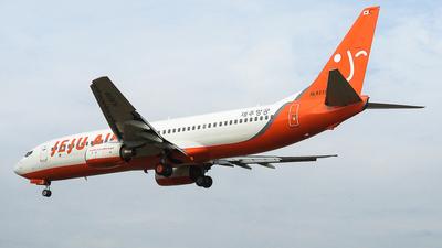 HL8239 - Boeing 737-82R - Jeju Air