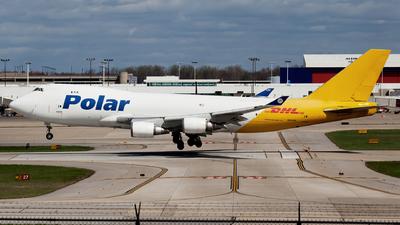 N454PA - Boeing 747-46NF(SCD) - Polar Air Cargo