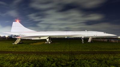 F-WTSA - Aérospatiale/British Aircraft Corporation Concorde - Aérospatiale/British Aircraft Corporation