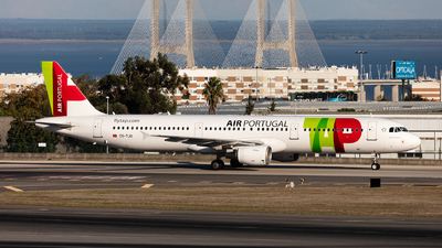 CS-TJG - Airbus A321-211 - TAP Air Portugal