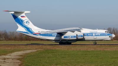 RA-76951 - Ilyushin IL-76TD-90VD - Volga Dnepr Airlines