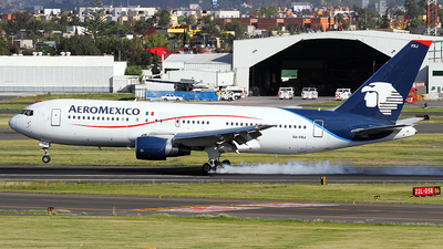 A picture of XAFRJ - Boeing 767283(ER) - [24728] - © saidvazquez